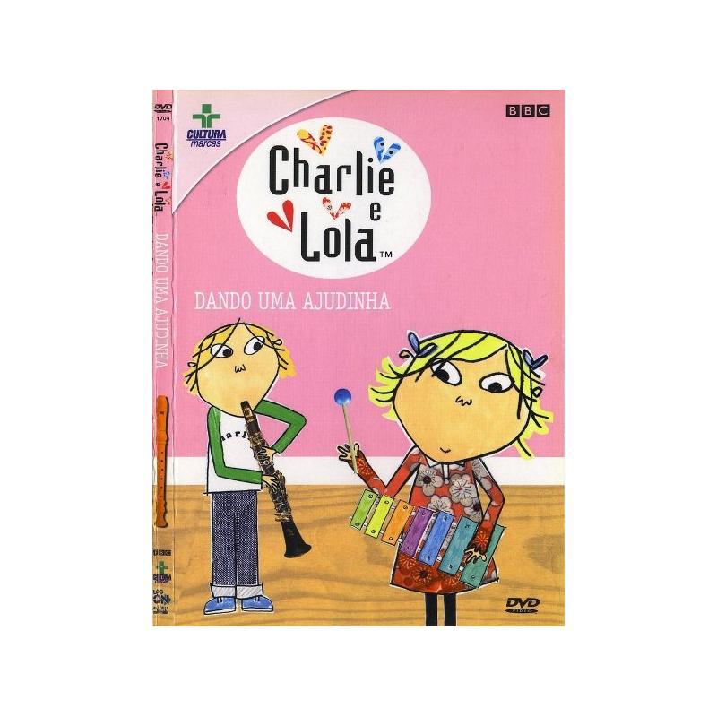 charlie lola dando ajudinha